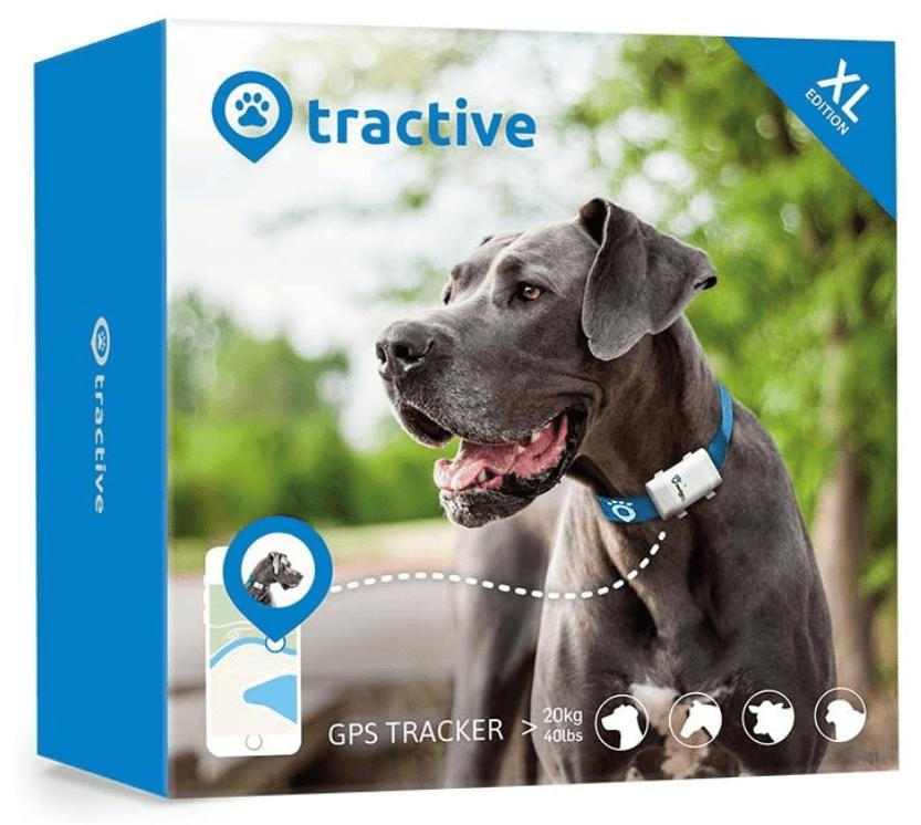 Traceur GPS par Tractive