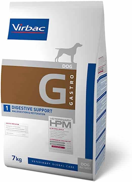 Croquettes Vibrac pour chien stérilisé